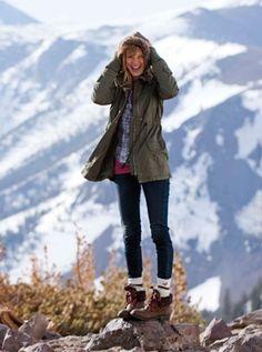 Skinny Slides Jeans - Roxy
