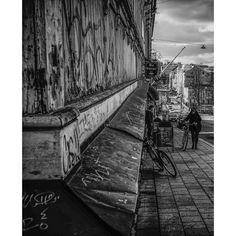 Turku street photography. Black and white. #turku #streetphotography