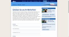 Schicken Sie uns Ihr Wetterfoto!   NDR.de - Fernsehen - Sendungen A-Z - Hallo Niedersachsen