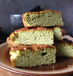 Luchtige avocadocake (glutenvrij) - moniquevandervloed