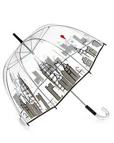 cityscape umbrella