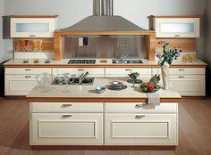 Italian Modern Kitchens | Gioconda Modern Italian Kitchen Designs