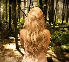Fairy Hair , long beautiful hairstyles