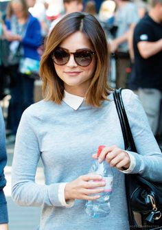 Jenna Louise Coleman Photos More