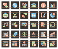 Pastel Icons Series - Download