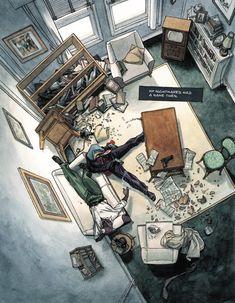Blacksad (2000/2010). Writer: Juan Díaz Canales; Art: Juanjo Guarnido; Translators: Anthya Flores & Patricia Rivera.