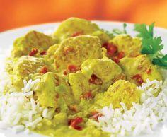 Rezept Indisches Hühnchen von Jules87 - Rezept der Kategorie Hauptgerichte mit Fleisch