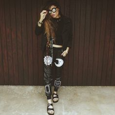 @mstr_of_disguise ann marie hoang in lettherebegold.com shop pants ANN-MARIE HOANG