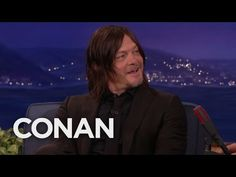 """Norman Reedus Knows Who Dies On """"The Walking Dead""""  - CONAN on TBS"""