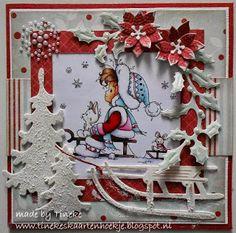 Great xmas card by Tineke