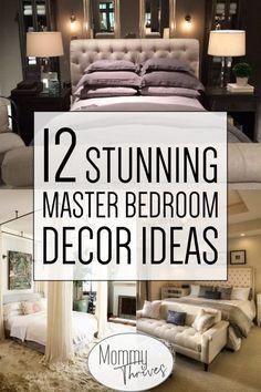 12 Beautiful Bedroom Ideas