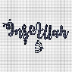 Cross Stitch Patterns, Embroidery, Crossstitch, Allah, Heart, Cross Stitch, Salt, Cross Stitch Alphabet, Crosses
