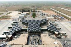 Aeroporto Sustentável em Amã, Jordânia - Norman Foster