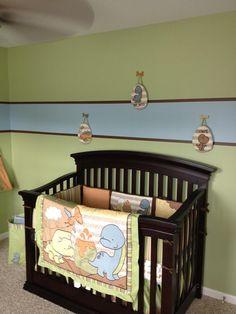 Boy Nursery Idea