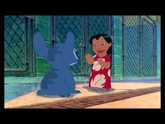 Lilo and Stitch Teasers (where Stitch ruins evrything!) - YouTube