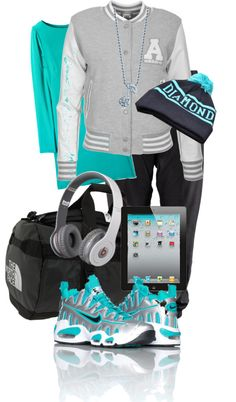 """On the Go ! Traveling floww ."" by obeymy-swagg ❤ liked on Polyvore"