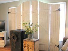 rustikal Raumteiler Ideen aus Holz design raumteiler aufteiler