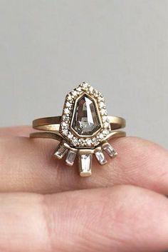 Adaptable Blanc Opale Simulé Diamants Fiançailles Mariage Argent Sterling Anneau Bague Set Jewelry & Watches