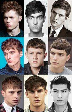 fringe hairstyles for men