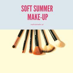 Das perfekte Make-Up um den Soft Sommer Farbtyp zum Strahlen zu bringen! Soft Summer, Make Up Beratung, Summer Makeup, Blog, Beauty, Perfect Makeup, Light Skin, Rust, Freckles