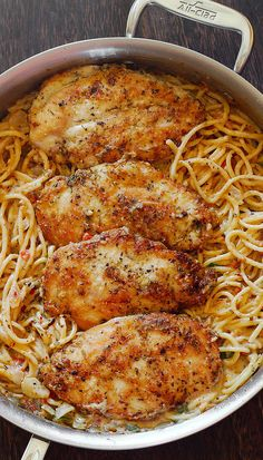 Italian Chicken Past