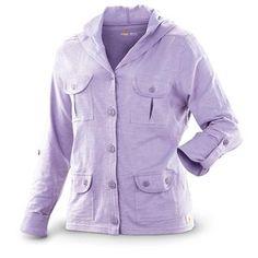 Women's Carhartt® Hooded Knit Jacket