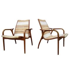 1stdibs | Pair of chair by YNGVE EKSTROM for ILLUMS BOLIGHUS