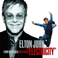 Elton John Album Covers | Elton John - Electricity (Original Soundtrack) - Single : Album Cover ...