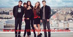 нова колекция есен-зима 2013/2014 - в магазините на Кенвело!