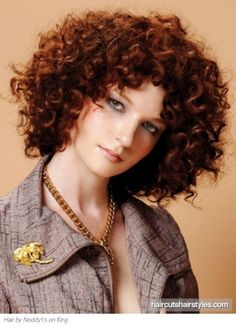 Rich Curly Hair Style - Free Download Rich Curly Hair Style #8399 With Resolution 390x542 Pixel | KookHair.com