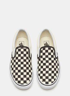 1a59d6a798b20 Checkerboard Slip-On Sneakers · Vans Checkerboard MenMen s VansVans ShoesVans  ...