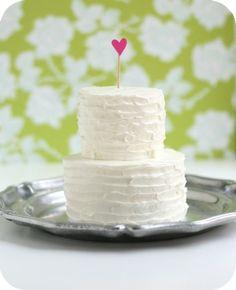 Bird hearts Bear: Wedding Cake Inspiration Roundup