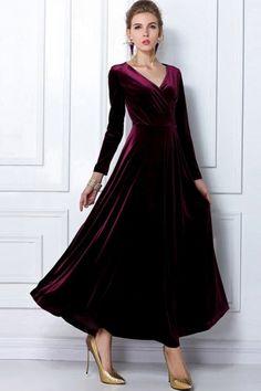 Women's Fashion Clothing #Gorgeous #Pleuche #Dress - OASAP.com