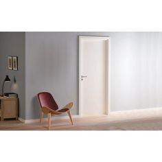 DRZWI STABILNA 625X2040 MM 7X21 BIAŁA - Drzwi wewnętrzne - - Swedoor Materiały budowlane - drewno budowlane