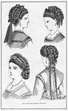 Pretty hairstyles by dominique