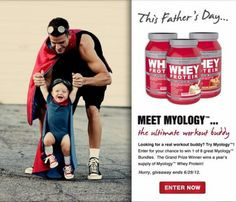 Buy 1 Get 2 Free and Enter A Chance To Win Myology Whey Protein Bundles @ Puritan's Pride