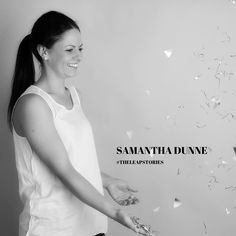 #theleapstories #38 | At 23 Samantha Dunne walked away from a career as an exercise physiologist to become a full time mum believing that the only way to become the best mother she could be was to throw herself 100% into it. Twelve months later her identity was lost in a fog.  What Sam discovered in that fog was a creative woman that her scientific academic self had overshadowed. She leapt and launched an online store started @dunnewithstyle created #TheCreativeExchange and opened herself up…