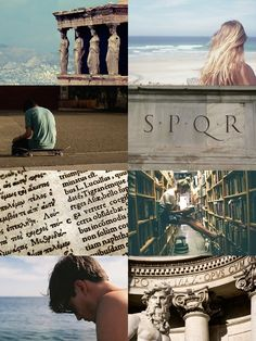 PJO/HoO Aesthetics: Percy's Disappearance (during The Lost Hero and The Son of Neptune).