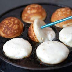 Breakfast Desayunos, Breakfast Recipes, Dessert Recipes, Dutch Desserts, Homemade Desserts, Candy Recipes, Dinner Recipes, Yummy Pancake Recipe, Yummy Food