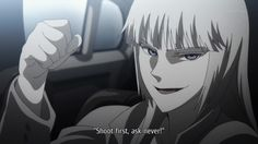 Jormungand, anime cap
