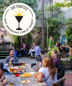 16 Watering Holes Perfect For Day Drinking In S.F.!