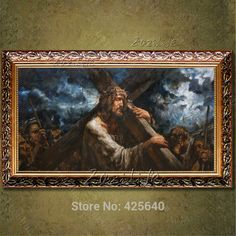 Christian, Jesus Christ to save us home decoration spray painting wall stickers home decor decorative pictures 31 Jesus Christ Painting, Cheap Stickers, Wall Stickers Home Decor, Psp, Spray Painting, Printing, Calligraphy, Hand Painted, Christian