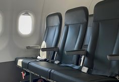 Frontier Airlines Reveals First Airbus A320neo With New Seats - Simple Flying Plane Seats, American Ultra, New Jet, New Aircraft, Aviation News, Fuel Prices, Cabins, Lighter