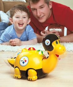 NFL Musical Light-Up Dinos|The Lakeside Collection