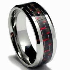 all weding rings firefighter wedding ring set fireman weddings on pinterest fireman cake - Firefighter Wedding Rings