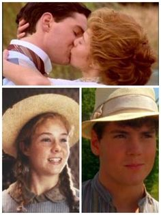 Anne and Gilbert ~Anne of green gables