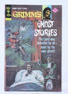 "Grimm's Ghost Stories #31 (Jul 1976, Western Publishing) "" FN ""  **/ Comics"