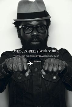 artcomesfirst: ACF Presents Avec Ces Freres- Travelling tailoring by travelling tailors Sam with Sartcore