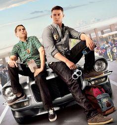 Channing Tatum and Jonah Hill