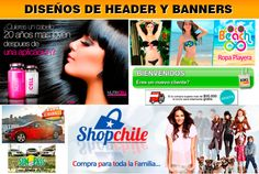 design a Header or Static or animate Banner by jongear